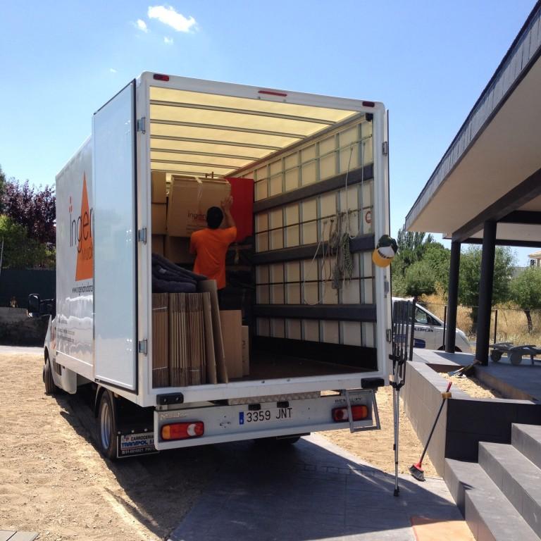 Ingenia mudanzas madrid madrid zaask - Montadores de muebles autonomos ...