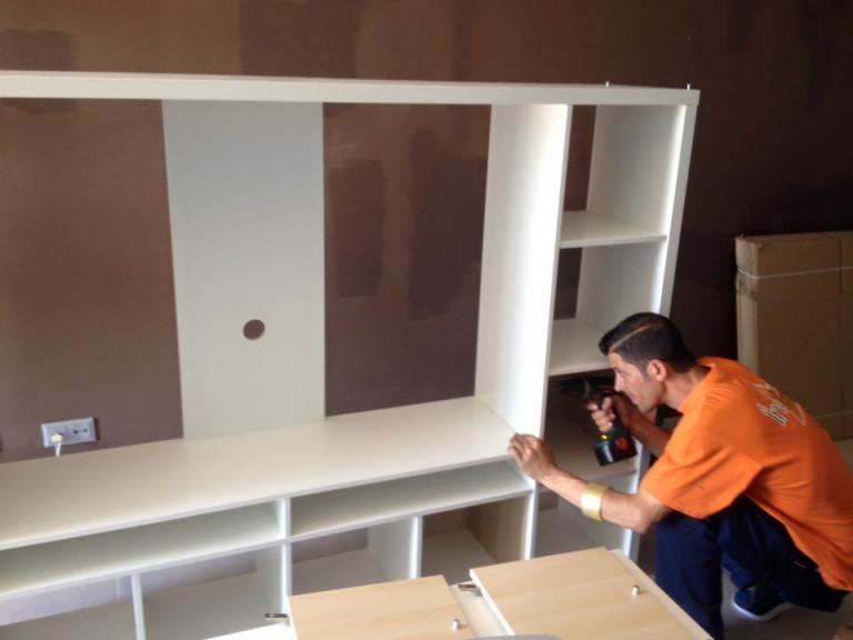 portfolio 38/42  - Desmontaje y Montaje de todo tipo de muebles...