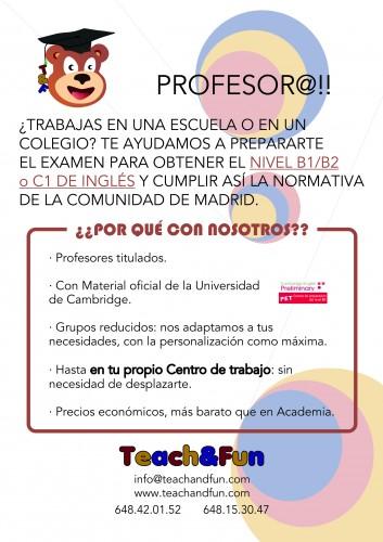 portfolio 2/5  - Inglés para Profesores