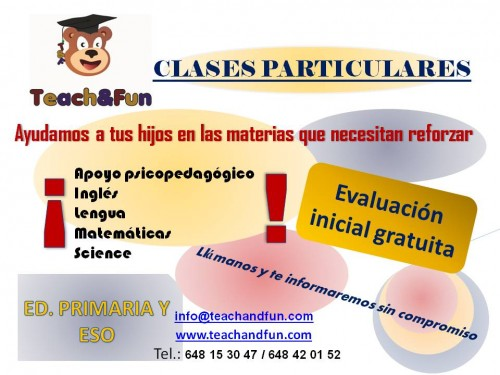 portfolio 3/5  - Clases de Inglés Particulares