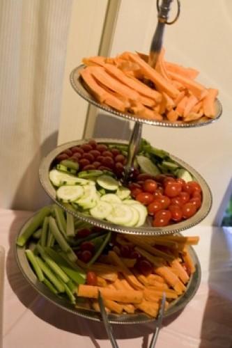 portfolio 5/8  - crudités de verduras