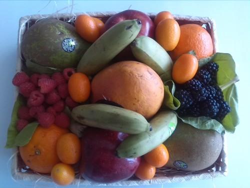 portfolio 25/82  - Cestas de Frutas Tropicales