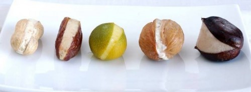 portfolio 5/82  - Frutas Heladas de postre