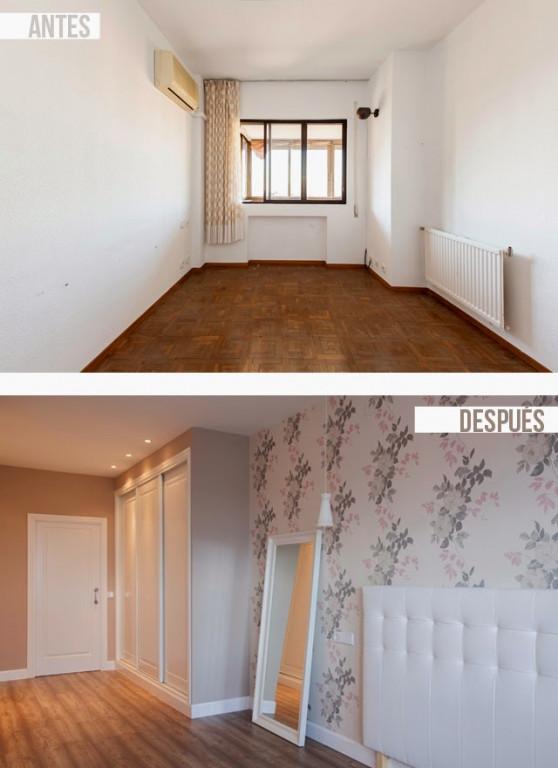 portfolio 33/81  - Alisado, aplicación pintura plástica