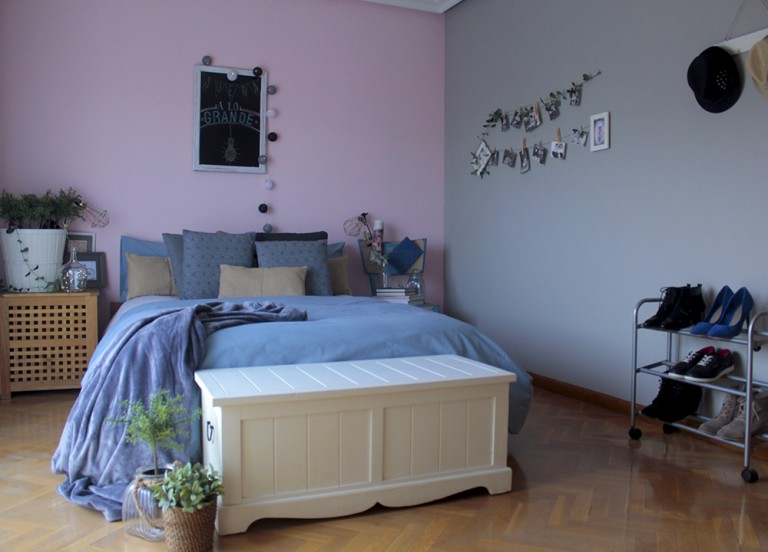 portfolio 30/143  - Decoración y transformación de un dormitorio