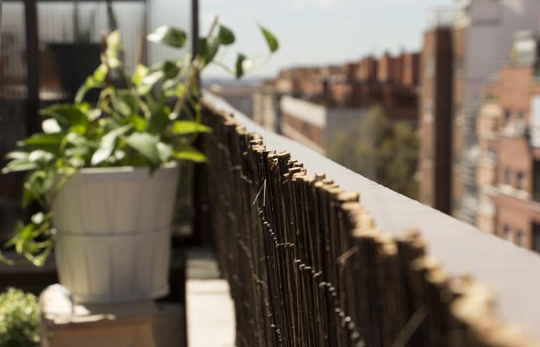 portfolio 7/143  - Decoración y transformación de una terraza