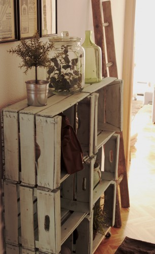 portfolio 96/143  - Diseño de mueble y Decoración de Hall