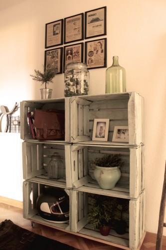 portfolio 98/143  - Diseño de mueble y Decoración de Hall