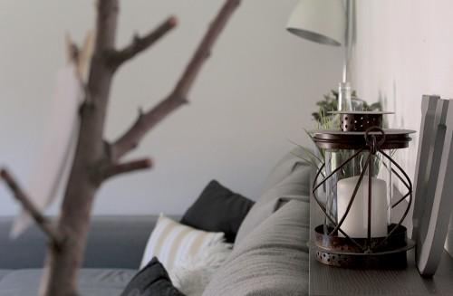 portfolio 100/143  - Proyecto Decoración de Interiores en Salón