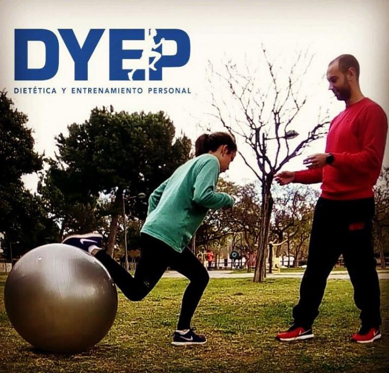 portfolio 1/4  - Entrenador personal rio turia www.dyep.es