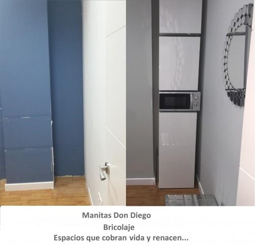 portfolio 4/5  - Bricolaje, Pintura, Instalación,Electricidad