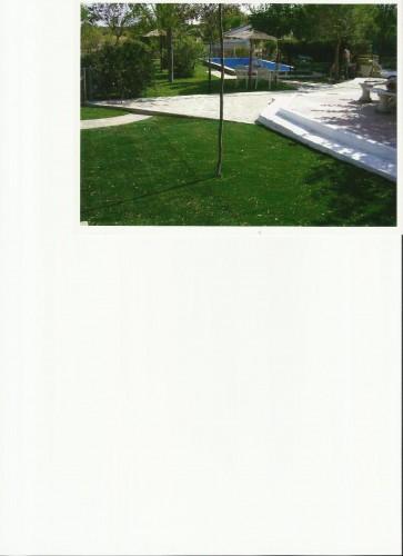 portfolio 12/19  - instalacion de césped artificial en jardín