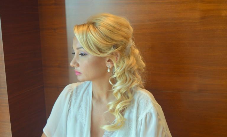 portfolio 6/13  - Maquillaje y peinado