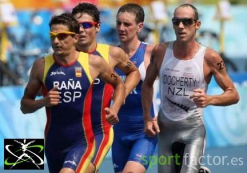 portfolio 3/6  - Iván Raña, triatleta profesional, campeón mundial 2002, etc