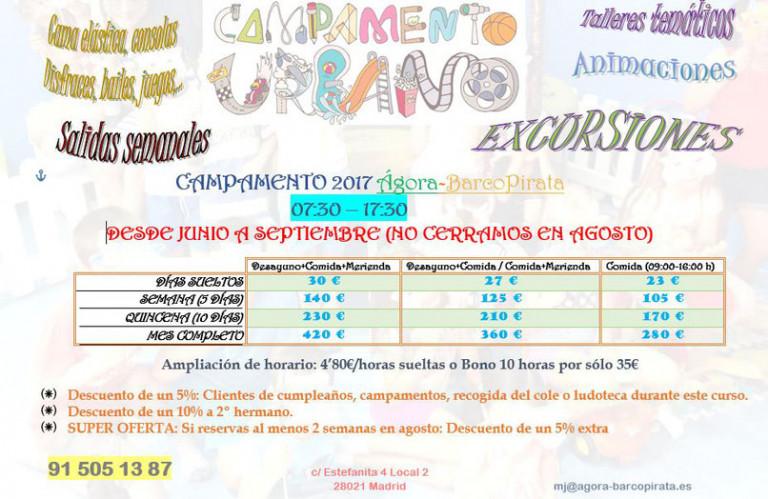 portfolio 6/17  - Campamentos de verano, Navidad y Semana Santa