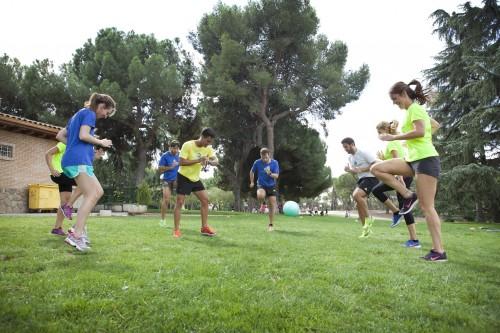 portfolio 14/14  - Entrenamiento Grupal Fitness & Coach