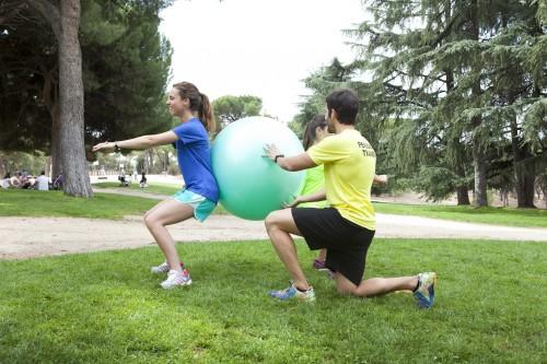 portfolio 13/14  - Entrenamiento Grupal Fitness & Coach