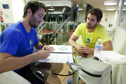 portfolio 12/14  - Entrevista Inicial Fitness & Coach