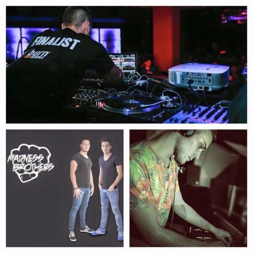 portfolio 12/21  - DJ y técnicos de sonido.