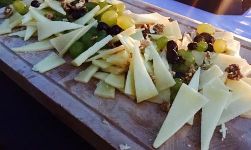 portfolio 26/33  - tabla de quesos