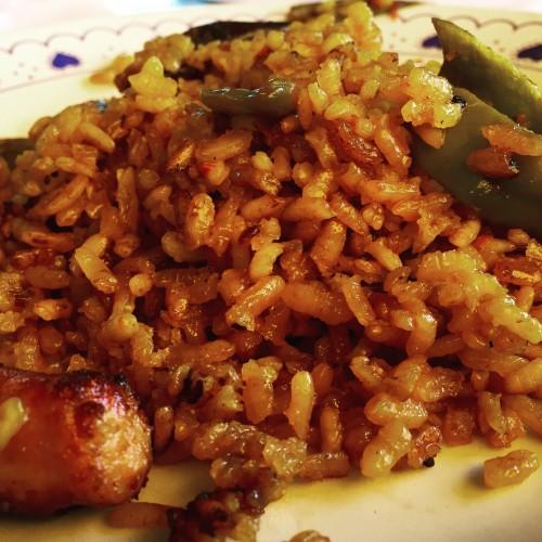 portfolio 15/33  - paella de pollo y verduras