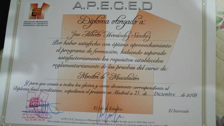 portfolio 3/5  - MONITOR DE MUSCULACION
