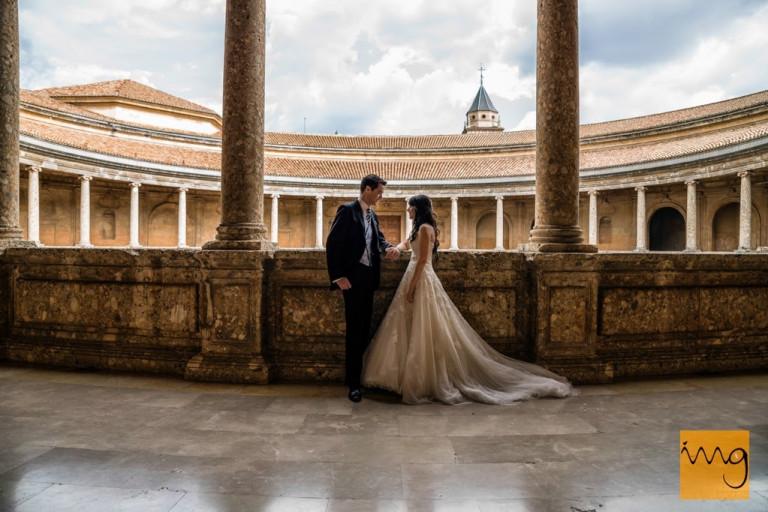portfolio 3/5  - Fotógrafo de boda Granada