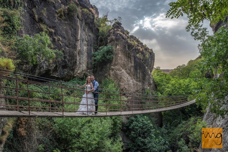 portfolio 5/5  - Fotógrafo de boda Granada