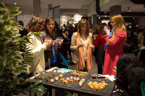 portfolio 1/1  - Evento Woman's VIP cocktail para el día de la mujer