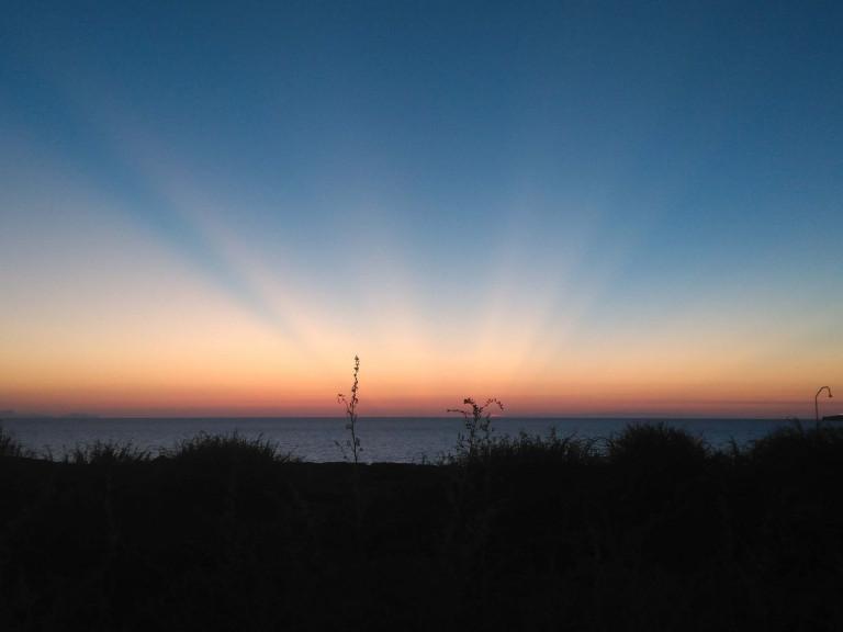 portfolio 4/12  - Sunset