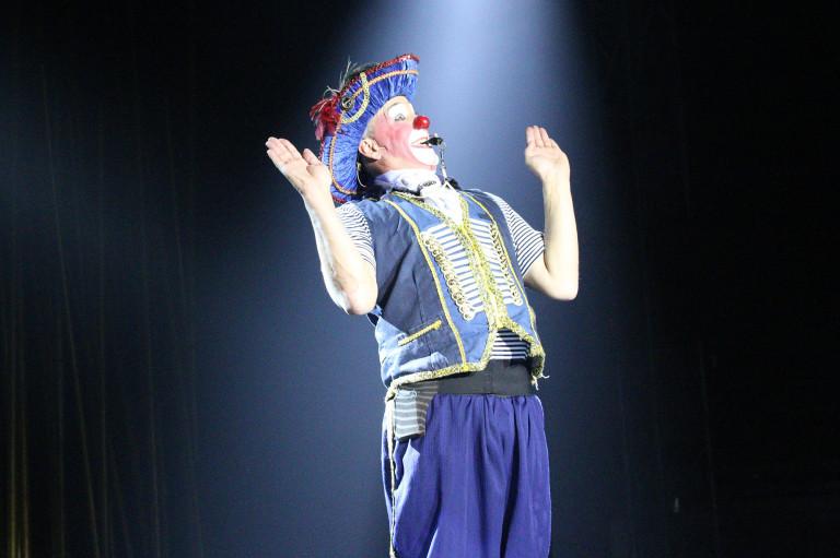 portfolio 7/12  - Clown