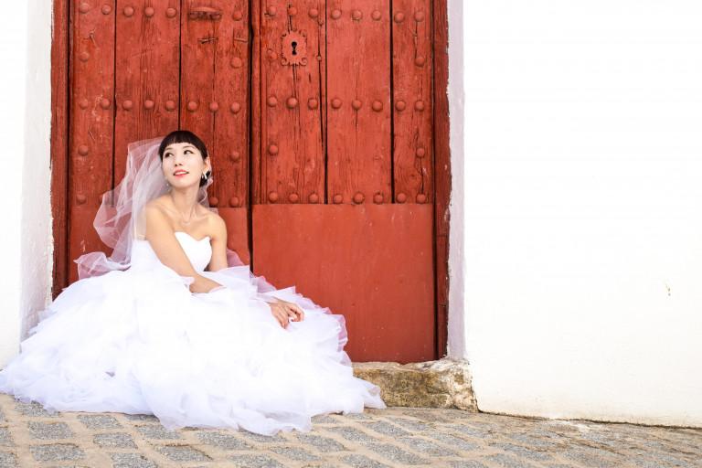 portfolio 1/62  - Boda de Jisun y Rafael. Realizado en Alfarnatejo, Malaga por Juan Aunión, fotografía natural de bodas