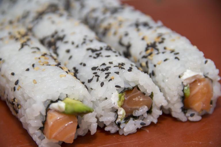 portfolio 1/3  - Nuestro Sushi