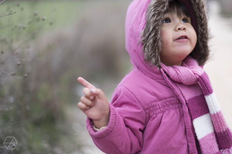 portfolio 2/17  - Retrato infantil