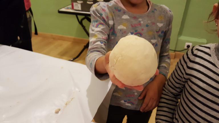 portfolio 20/21  - Talleres de pizzas para niños