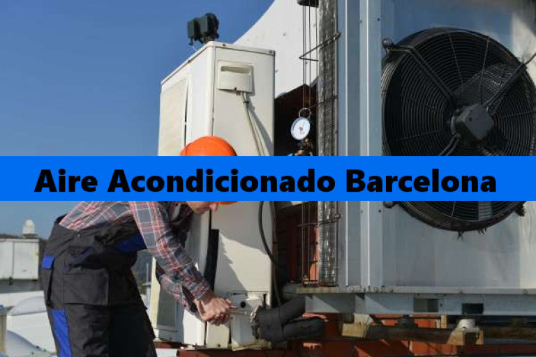 portfolio 3/3  - técnico aire acondicionado barcelona