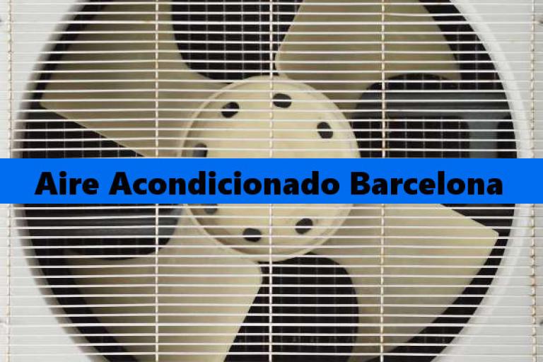 portfolio 2/3  - aire acondicionado barcelona