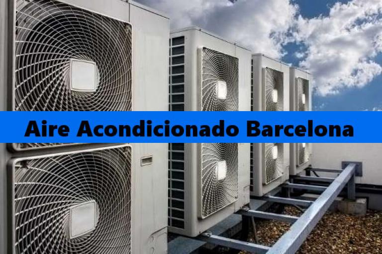 portfolio 1/3  - reparación aire acondicionado barcelona