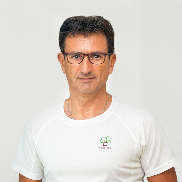 portfolio 1/3  - Carles Nebot. Terapeuta masajista profesional