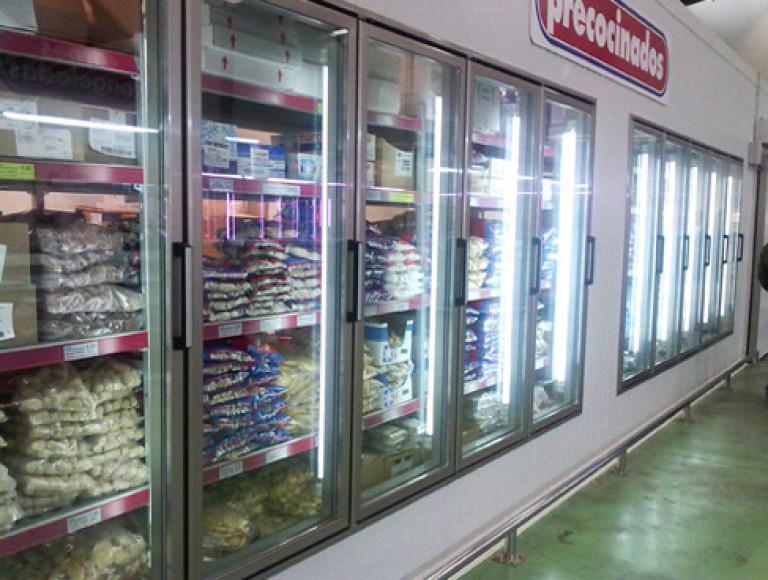 portfolio 3/9  - Vitrinas frigoríficas