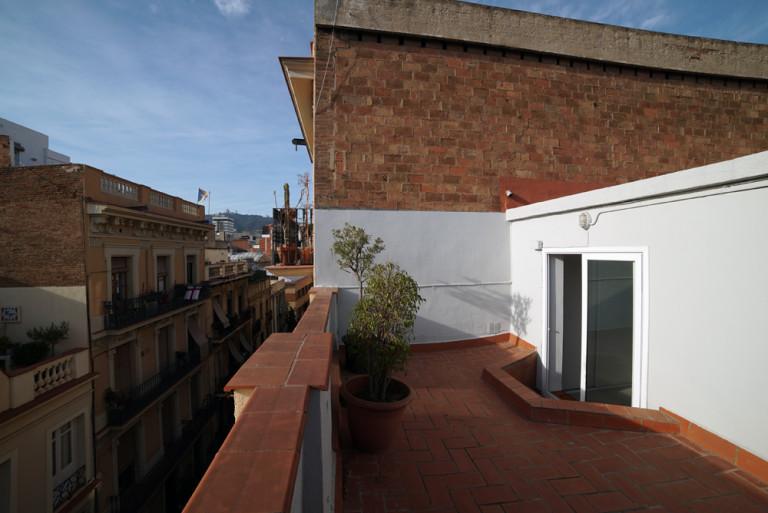 portfolio 10/10  - Barcelona - Gracia Attic