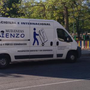 Mudanzas Lienzo